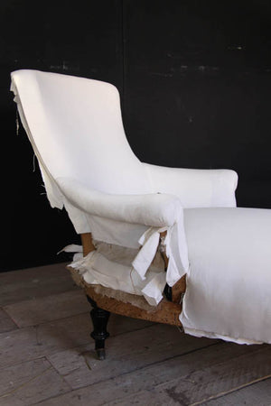 1800's French chaise