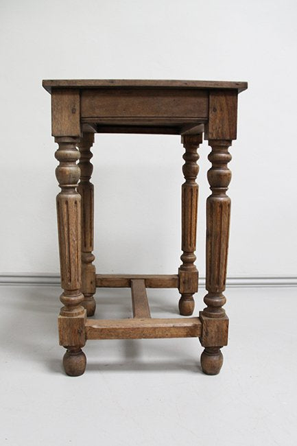 Solid oak occasional table (Reserved)