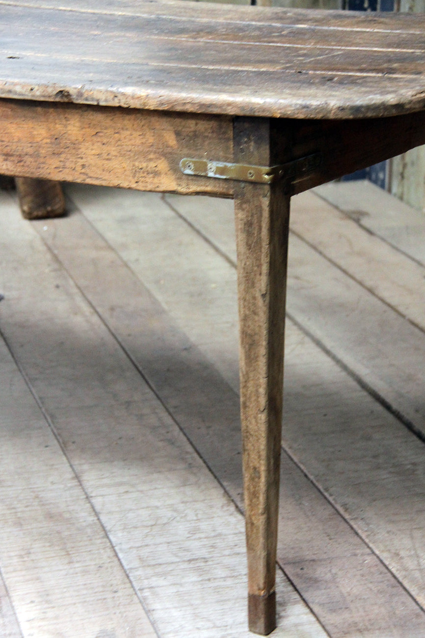 Worn Farmhouse table