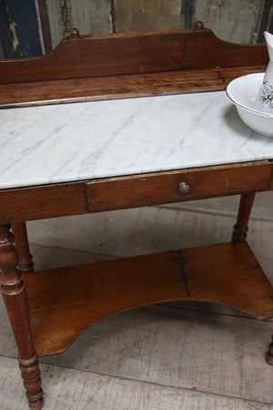Child's washstand