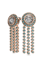 Load image into Gallery viewer, Queen Earring by Charme