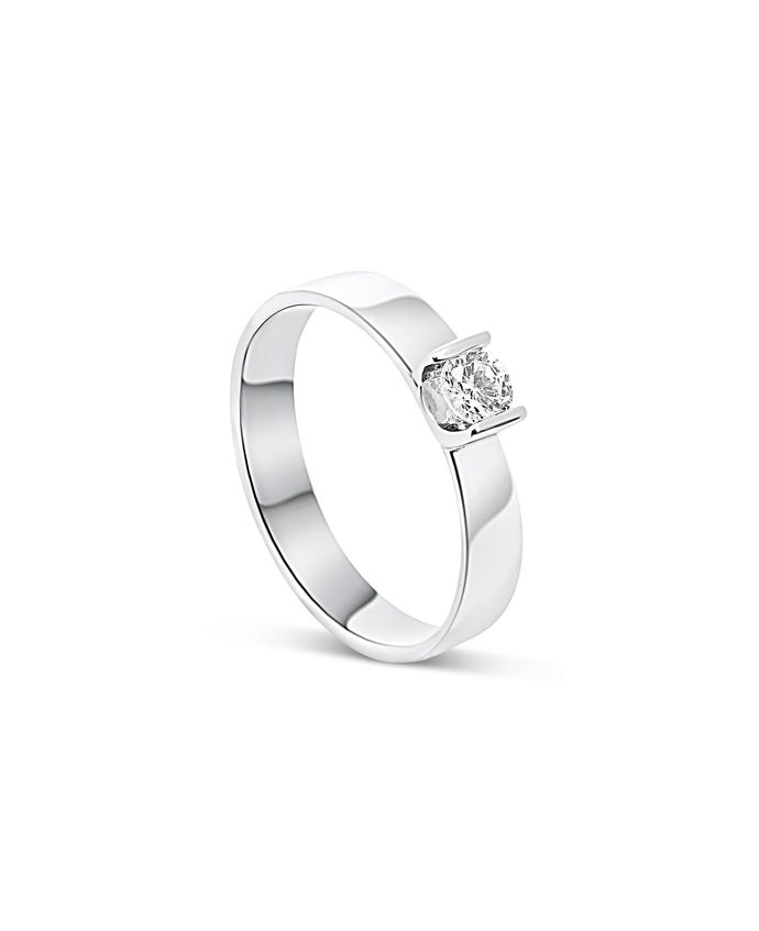 Firmness Engagement Ring