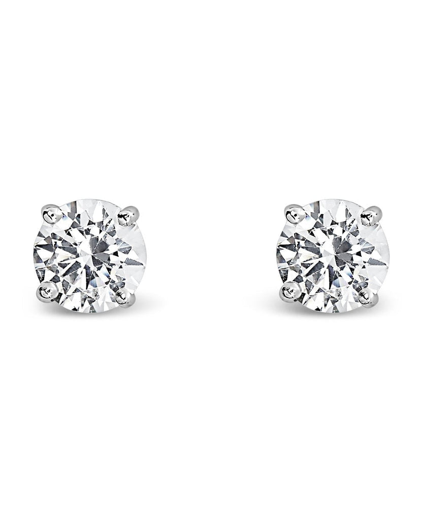 Single Diamond Earring II 0.40 ct