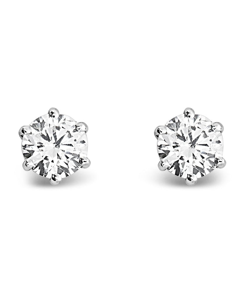 Single Diamond Earring 0.40 ct