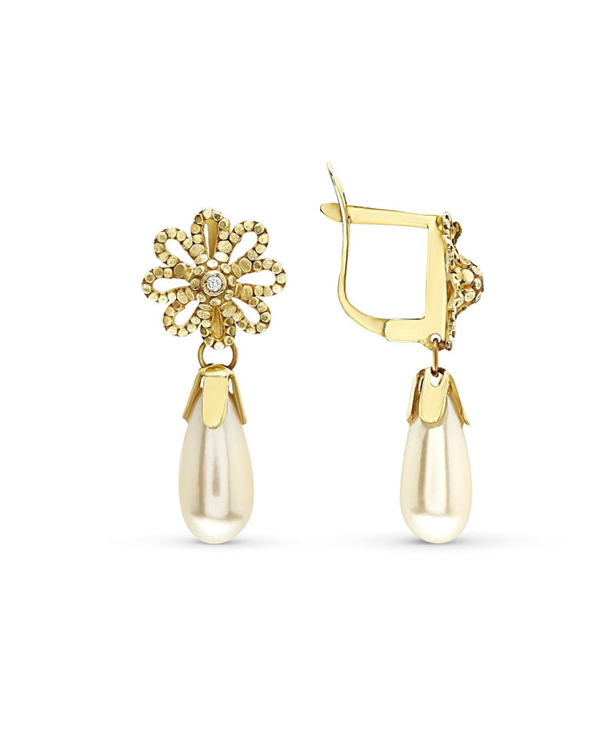 Zarcillo Earrings