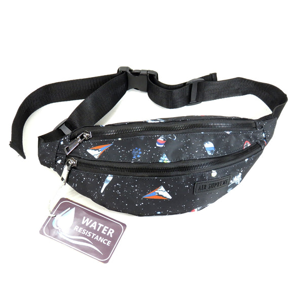D-232P Pattern Water resistent Bum Bag