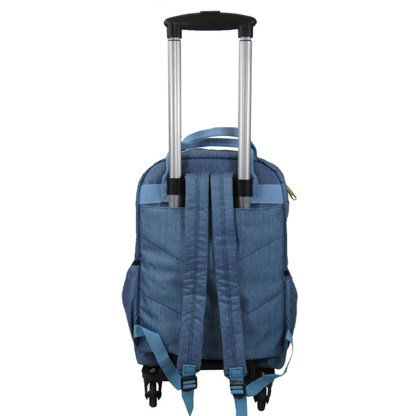 D-211 Wheeled Flight Bag and Backpack