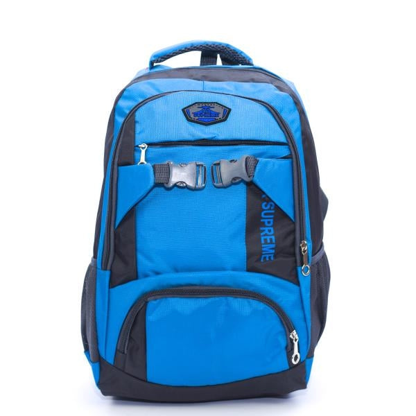 D-158 Contrast Color Backpack