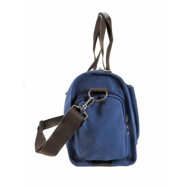 D-268 Large Canvas Travel Holiday Bag