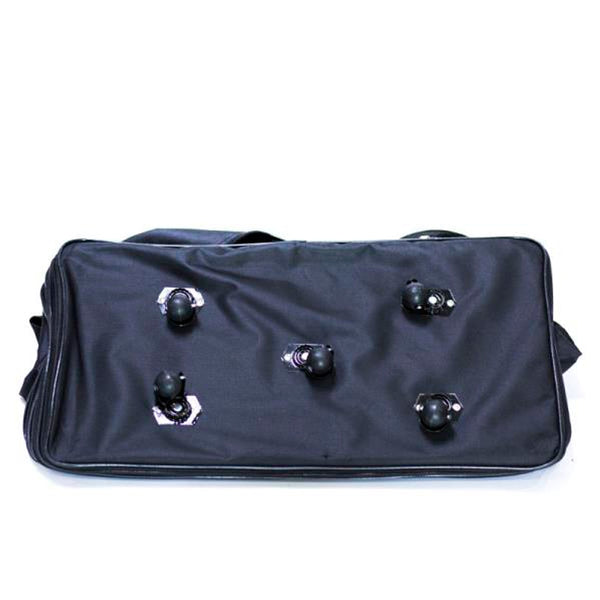 D-179 Foldable Zipper Bag With Wheels Size 38Inch