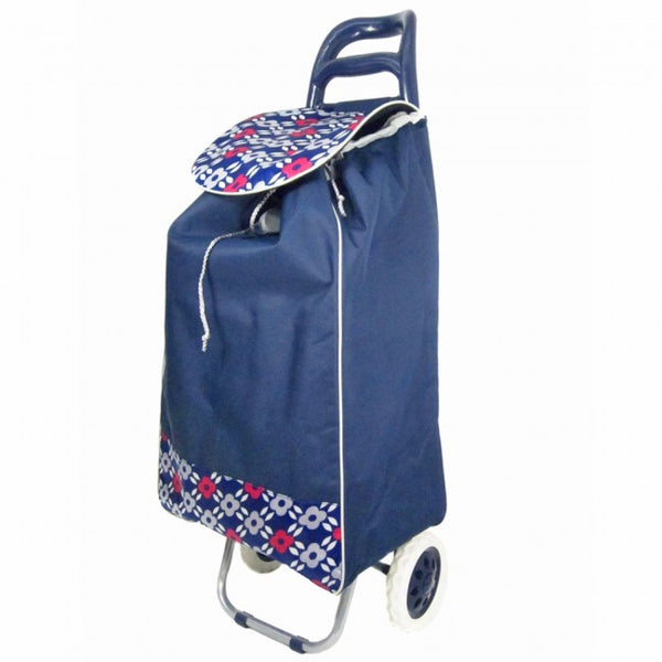 "M1 Pack Of 10  Mix Colors 2"" Wheel Shopping Trolley"