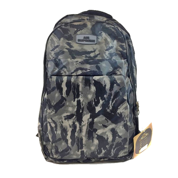D-243  Camo Design Travel Backpack