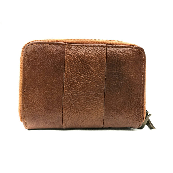FHM-25 Soft Leather Wallet Coin Purse