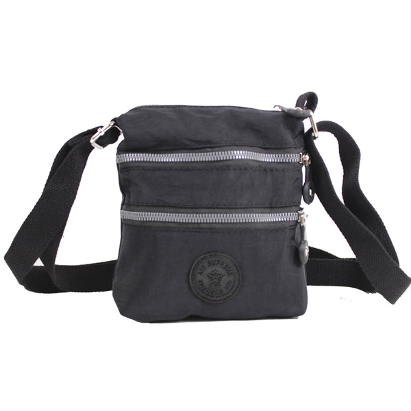 D-105 Small Messenger Money Bag