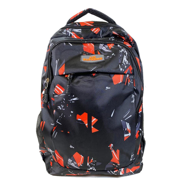 D-285 Designer Multizip Pocket Travel Backpack