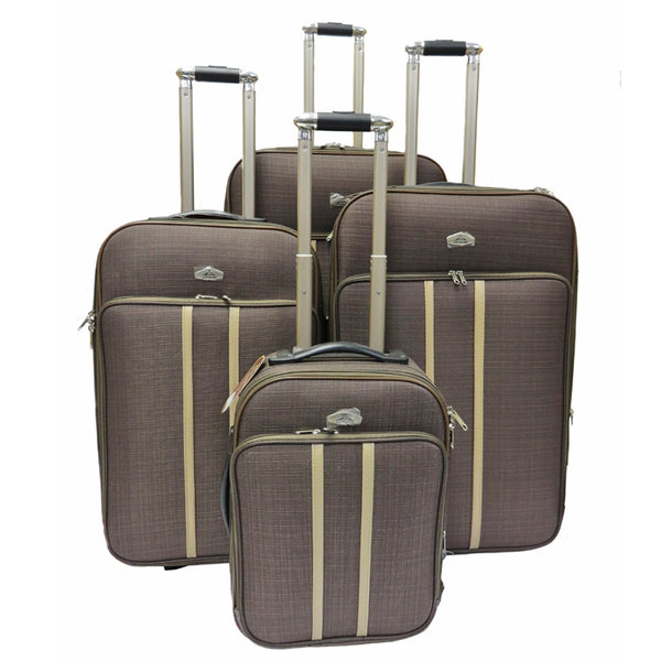 D-274 Set of 4pcs Flight Travel Luggage