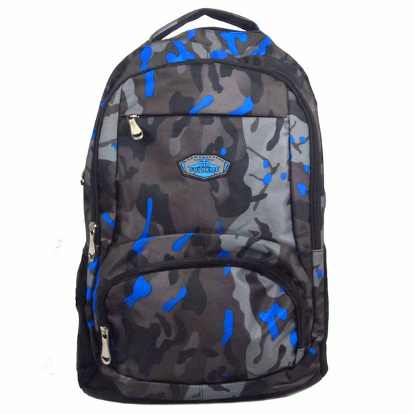 Camo Designer Backpack