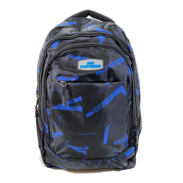 D-284 Designer Multizip Pocket Travel Backpack
