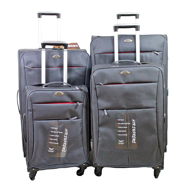 BB03 Light Weight Set of 4 Wheel Travel Luggage