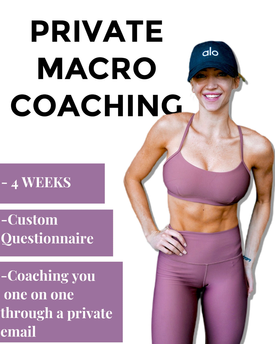 Private Macro Coaching- Limited Spots*