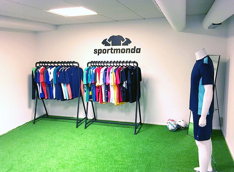Sportmonda Showroom