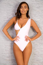 Load image into Gallery viewer, The Demi One Sided Bodysuit - View for more colours