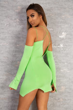 Load image into Gallery viewer, The Summer Strap Mini Dress