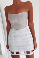 Load image into Gallery viewer, The Bandeau Bandage Top - View for more colours