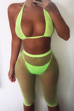 Load image into Gallery viewer, The Jena Fishnet Two Piece  - View for more colours