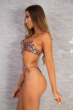 Load image into Gallery viewer, The Anya Leopard Bikini