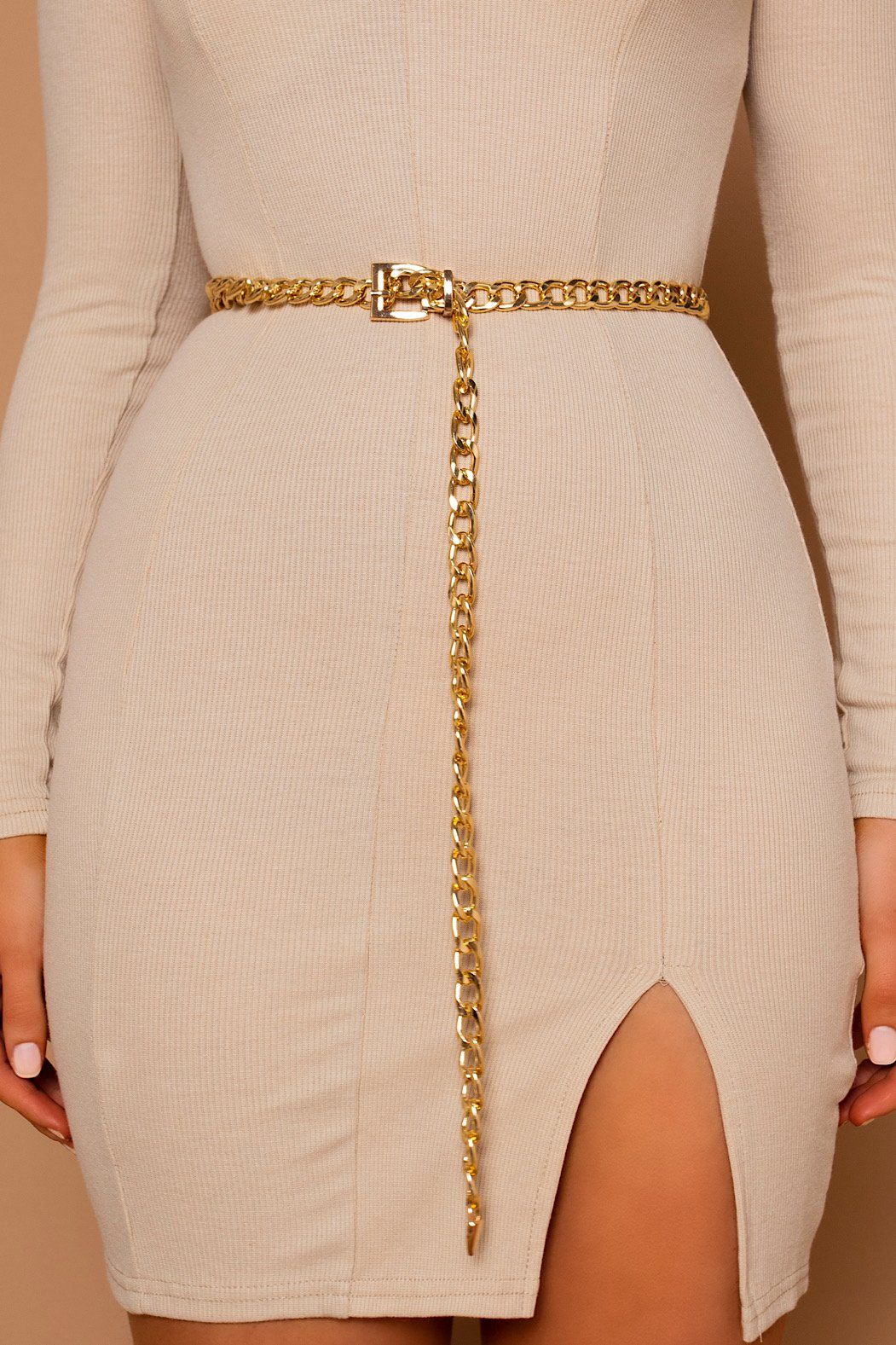 The Gold Chain Belt - View for more colours