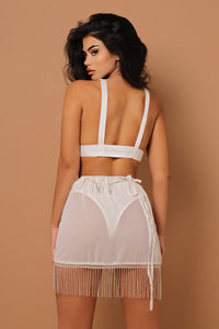The Aurora Tassel Two Piece
