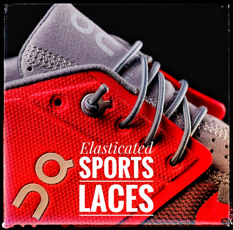 5. Elasticated Sports Laces