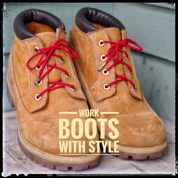 3. Boot Laces