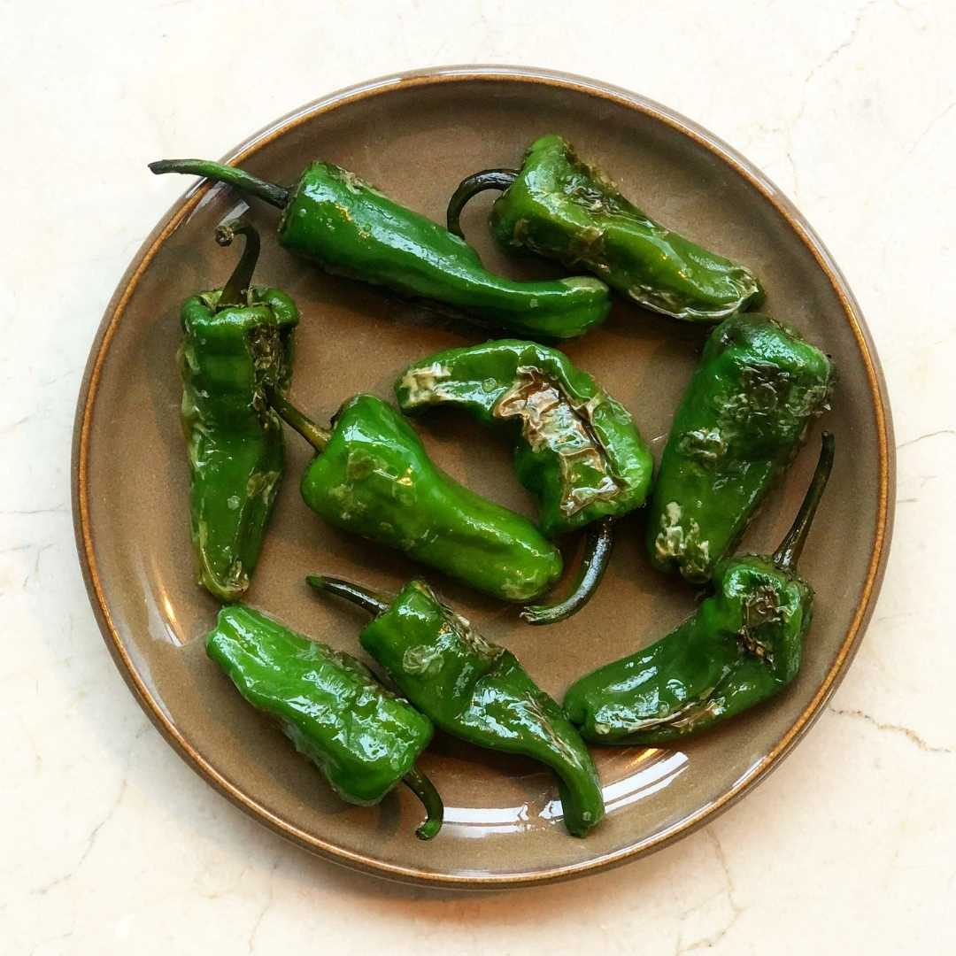 Padron peppers (V)