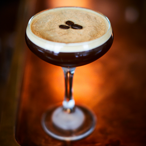 Espresso martini for 2