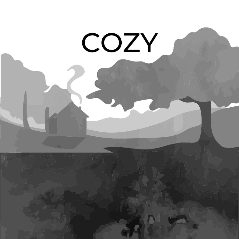 Cozy the Candle Dust Cover Image