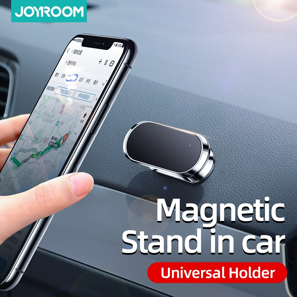 Joyroom 360 Magnetic Car Phone Holder Stand In Car For iPhone Samsung Xiaomi Huawei phone Holder Stand Car Mount Dashboad