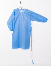 Load image into Gallery viewer, Level 2 SMS Non-woven Gowns (Long Sleeve, Long Coat)