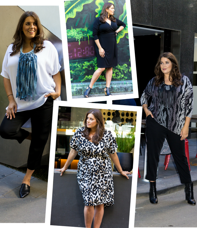 work wear for plus size women