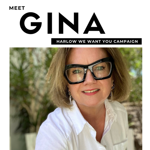 meet Gina from our we want you campaign