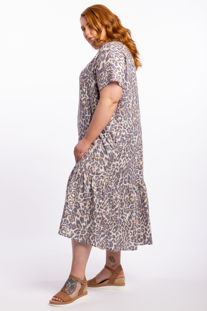 A Million Dreams Maxi Dress - Animal - Harlow