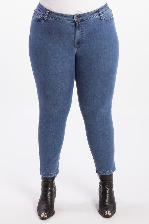 Chic Le Freak Skinny Leg Denim