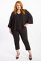 Because The Night Tuxedo Pant - Black/Black