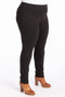 The Essential Ponte Legging - Black