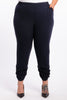 Killer Queen Dinner Pant - Navy - Harlow