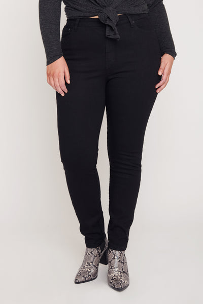Back to Black Slim Leg Denim