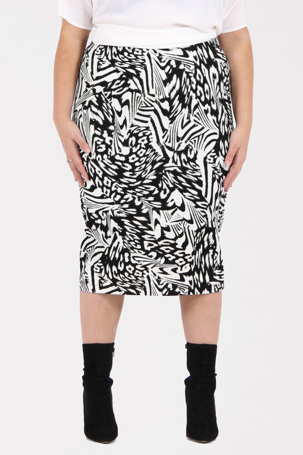 The Woman In Me Midi Skirt