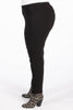 The Essential Slim Leg Pant - Black - Harlow