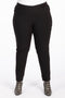 The Essential Slim Leg Pant - Black